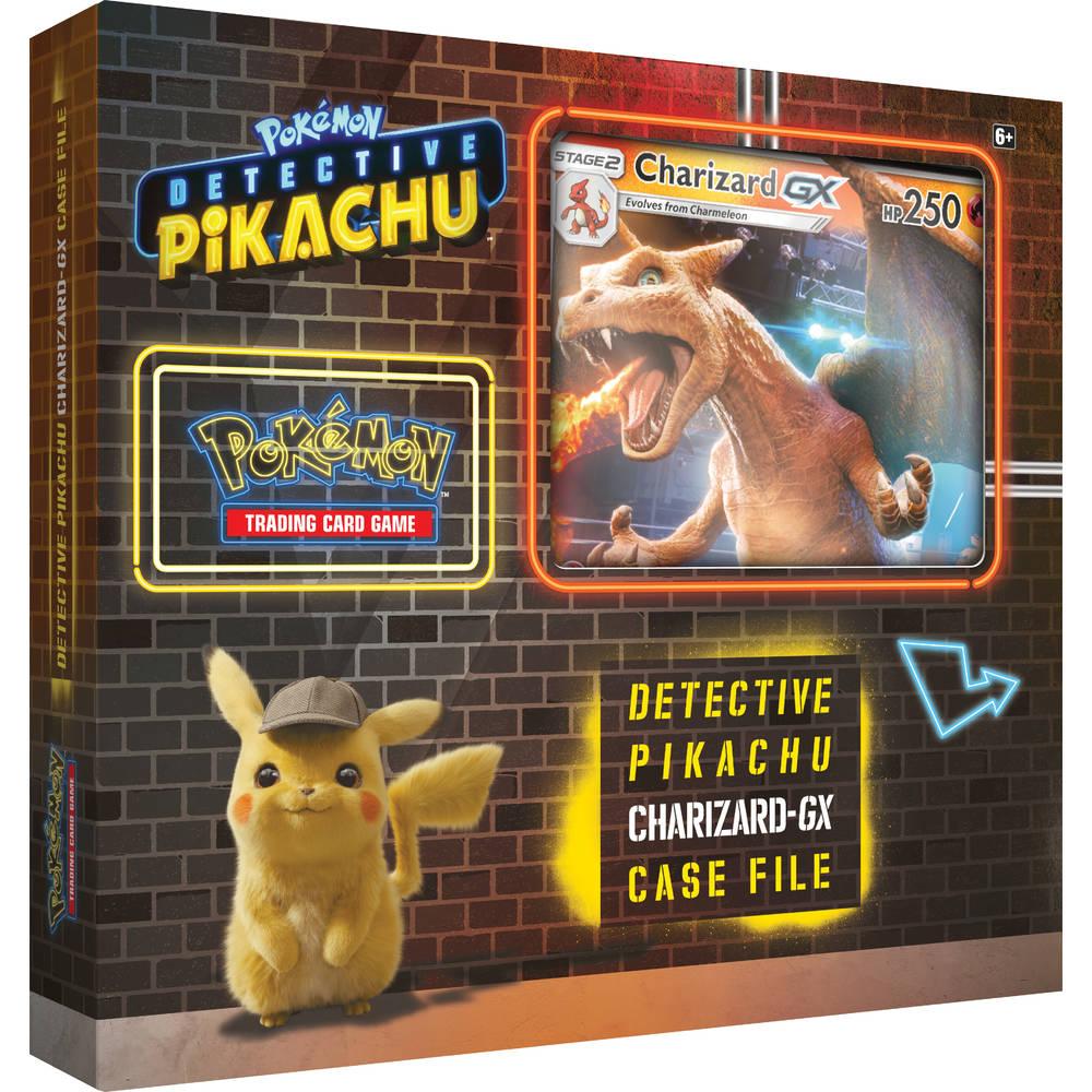 Pokémon Detective Pikachu GX Box Charizard