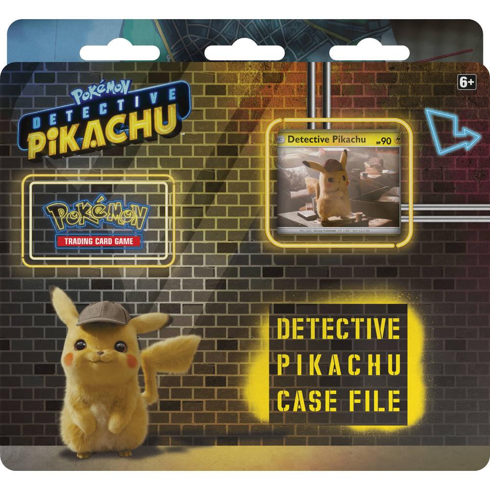 Pokémon Detective Pikachu boosterblister
