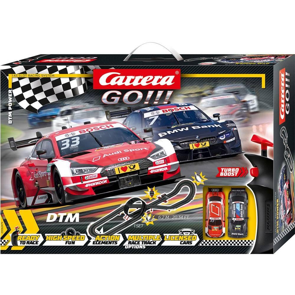 Carrera Go!!! racebaan DTM Power