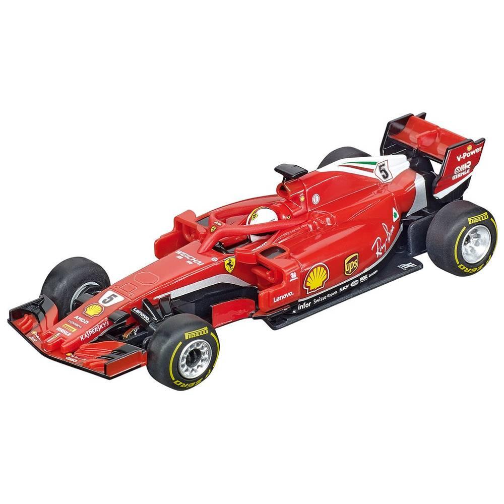Pull & Speed Pull Back auto Sebastian Vettel F1 Ferrarri SF71H