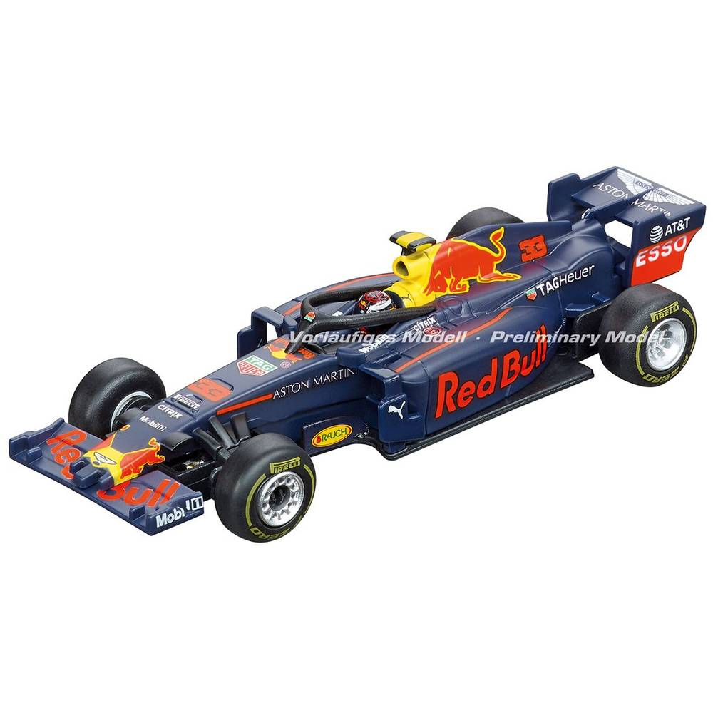 Pull & Speed Pull Back auto Max Verstappen F1 Red Bull RB14