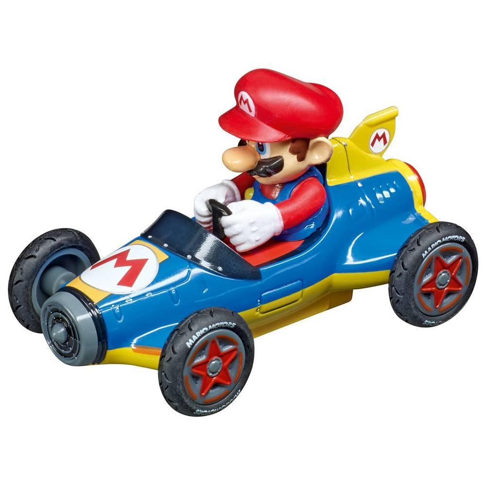 Pull & Speed Pull Back auto Mario Mach 8 Mario