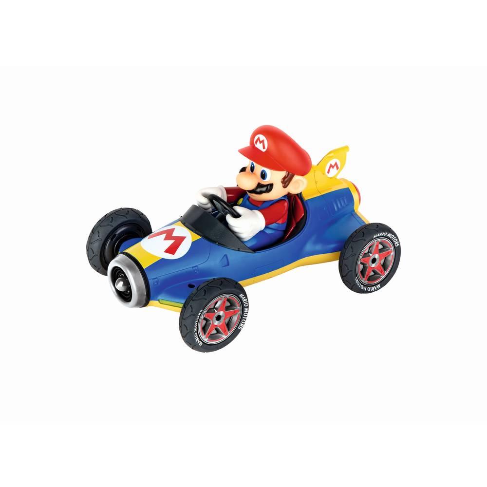 Carrera op afstand bestuurbare auto Mario Kart Mach 8