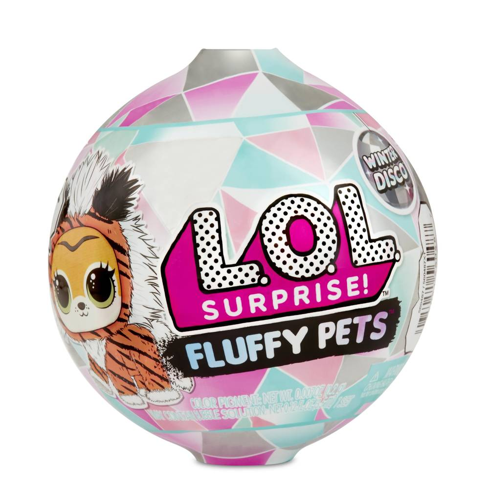 L.O.L. Surprise! Fluffy Pets Winter Disco Series A