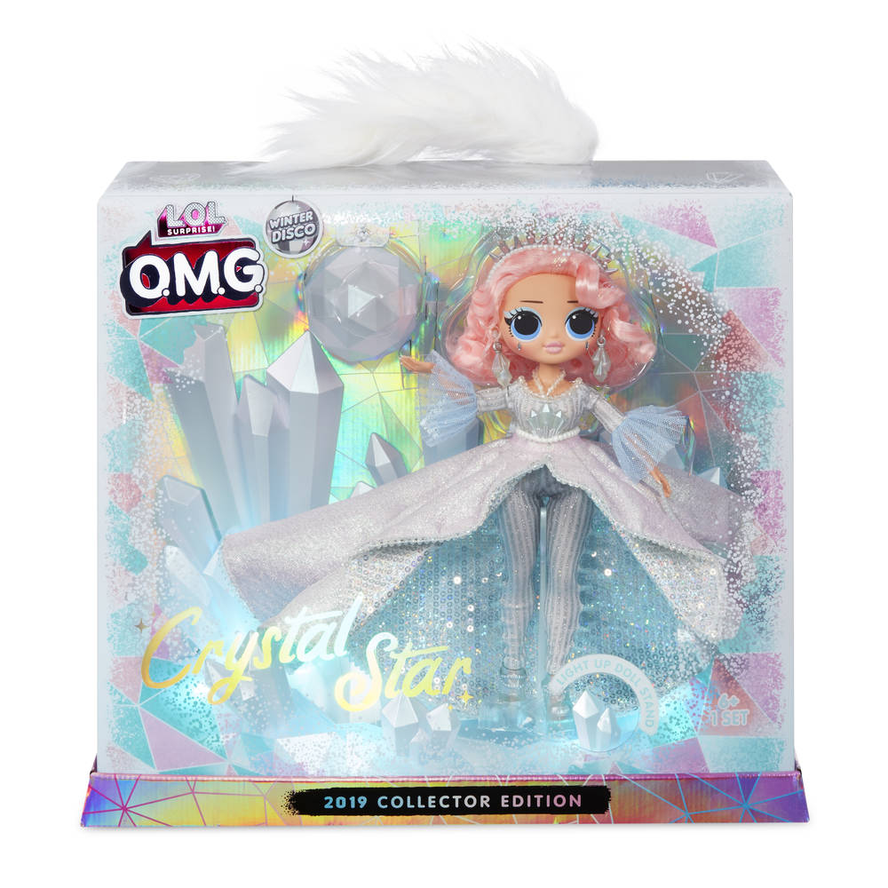 L.O.L. Surprise! O.M.G. Winter Disco 2019-modepop Crystal Star