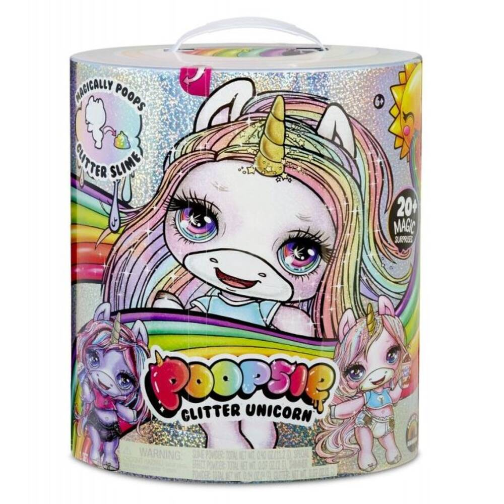 Poopsie Surprise! glitter unicorn