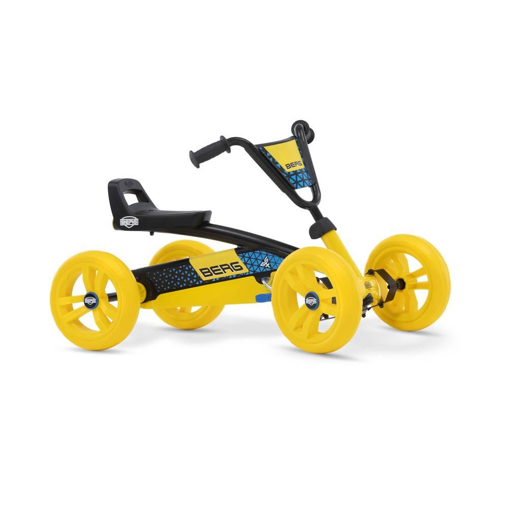 BERG Buzzy BSX skelter - geel