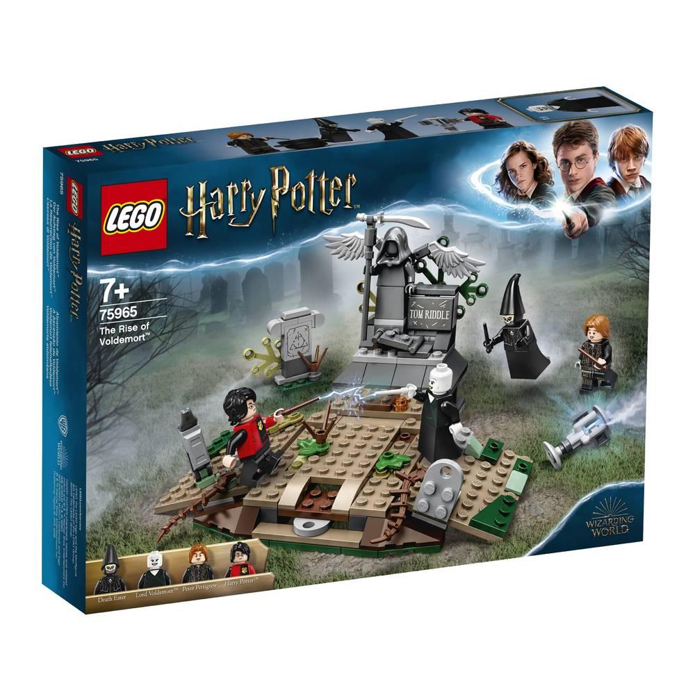 LEGO Harry Potter de opkomst van Voldemort 75965