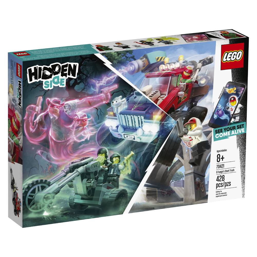 LEGO Hidden Side El Fuego's stunttruck 70421