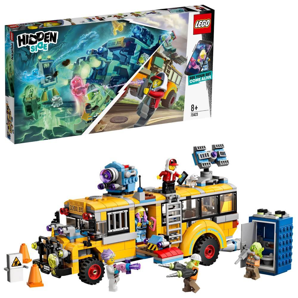 LEGO Hidden Side Paranormale interceptiebus 3000 70423