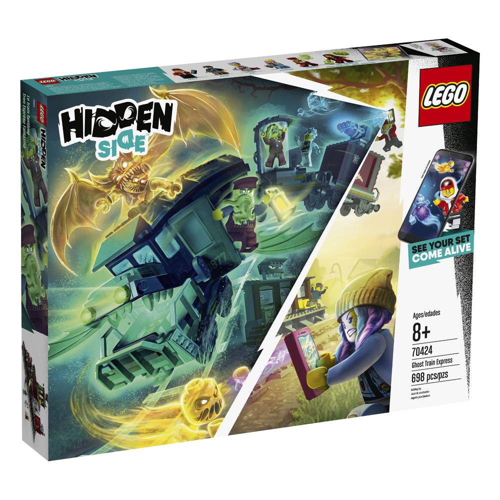LEGO Hidden Side spookexpress 70424