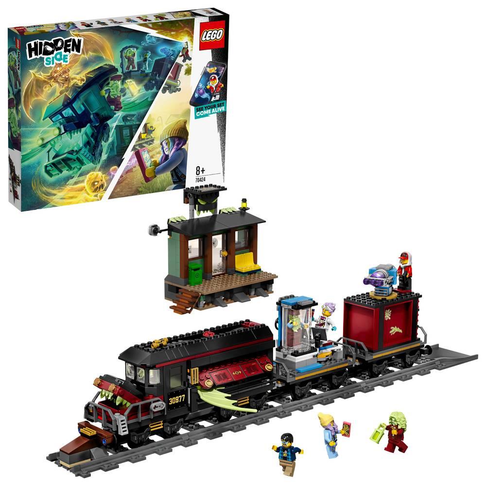 LEGO Hidden Side spookexpress 70424