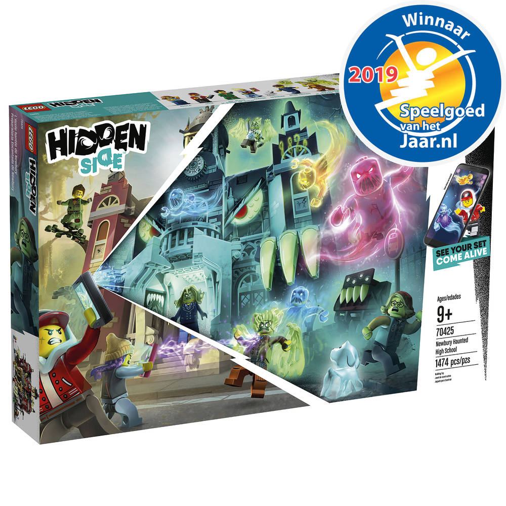 LEGO Hidden Side de Newbury spookschool 70425