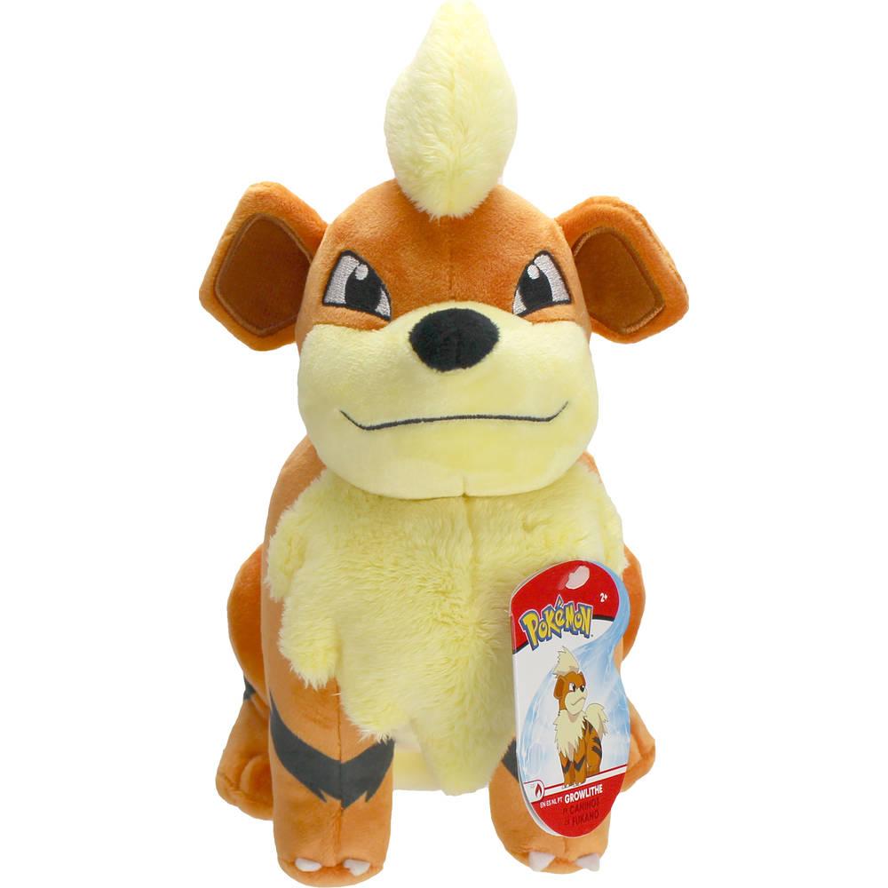 Pokémon pluche figuur Growlithe - 20 cm