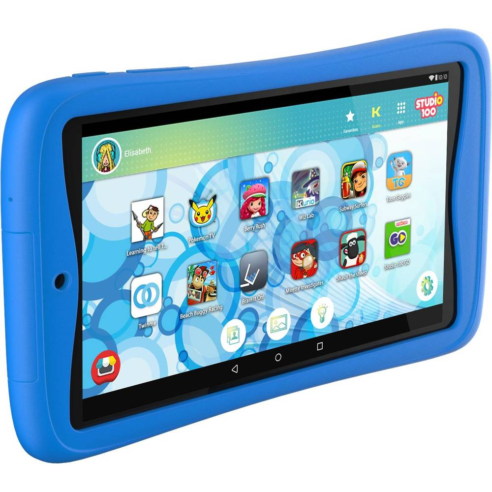 Kurio Tab Connect Studio 100 tablet - 7 inch - blauw