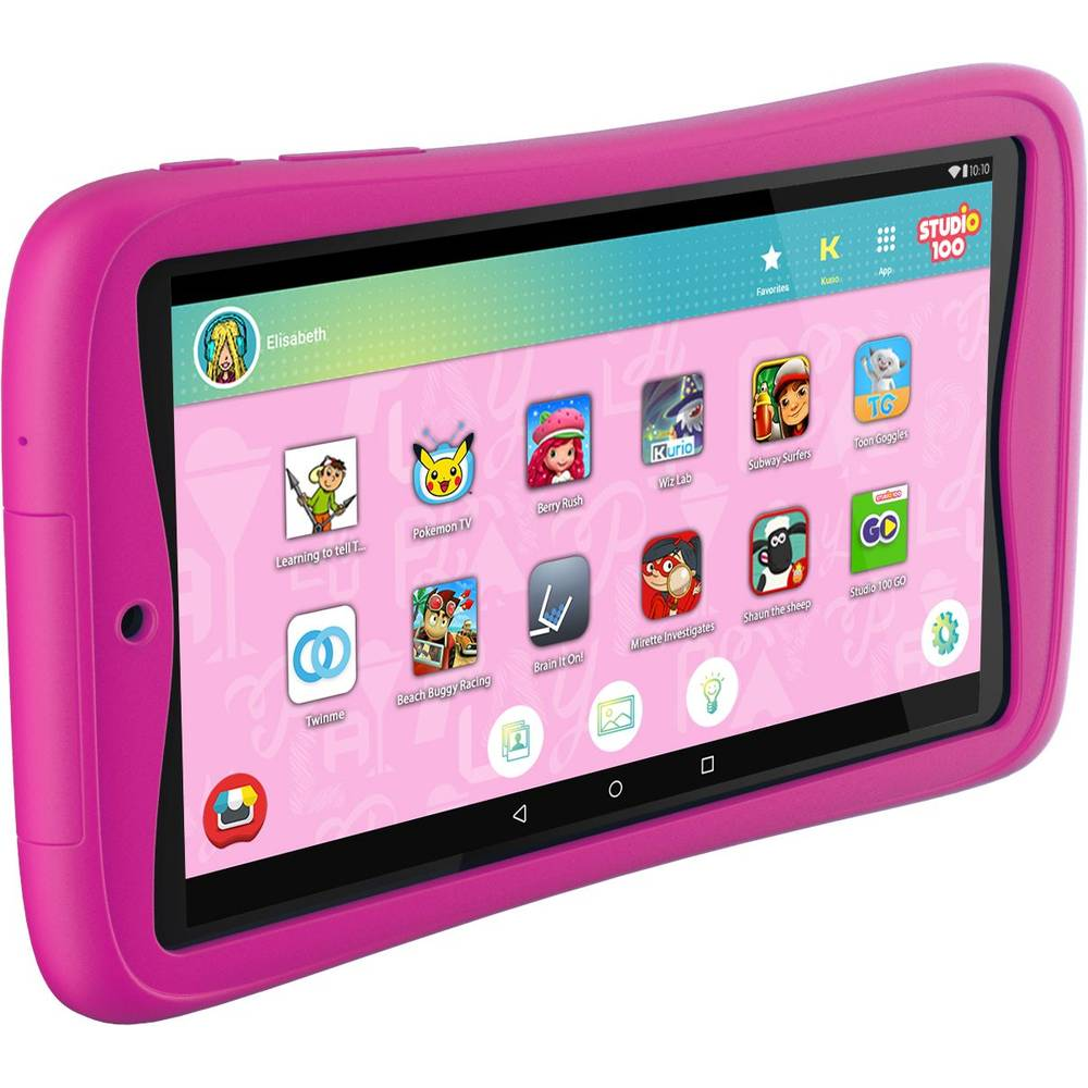 Kurio Tab Connect Studio 100 tablet - 7 inch - roze