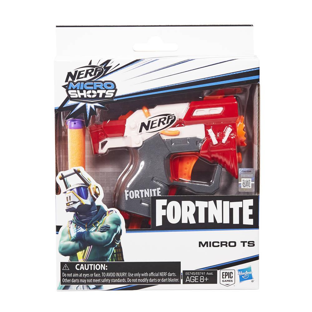 NERF MicroShots Fortnite