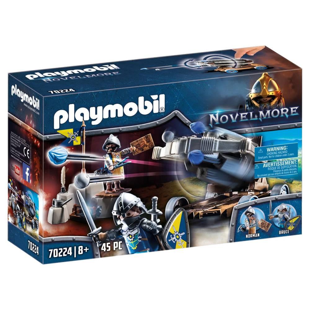 PLAYMOBIL Novelmore ridders met waterballista 70224