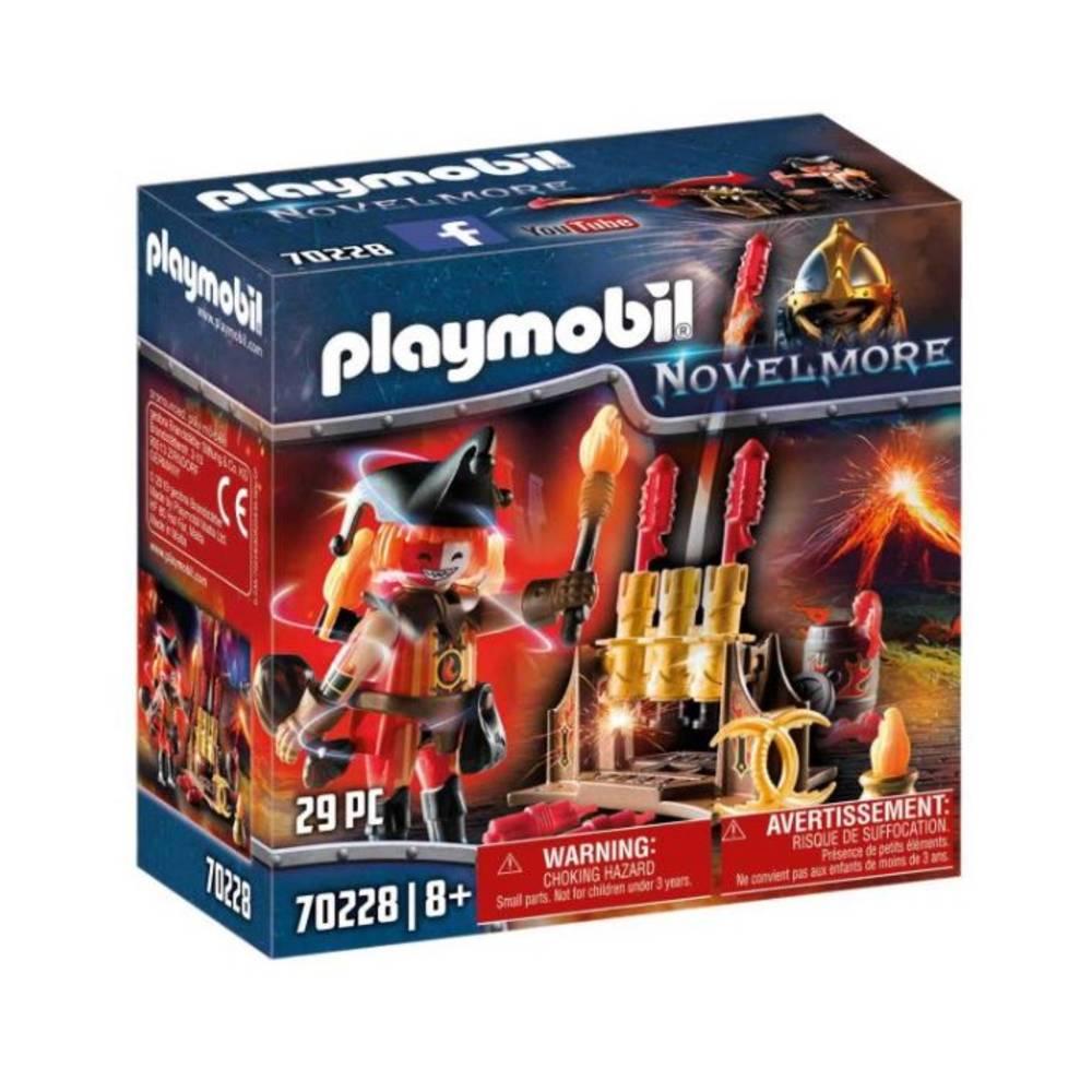 PLAYMOBIL Novelmore Burnham Raiders vuurmeester 70228