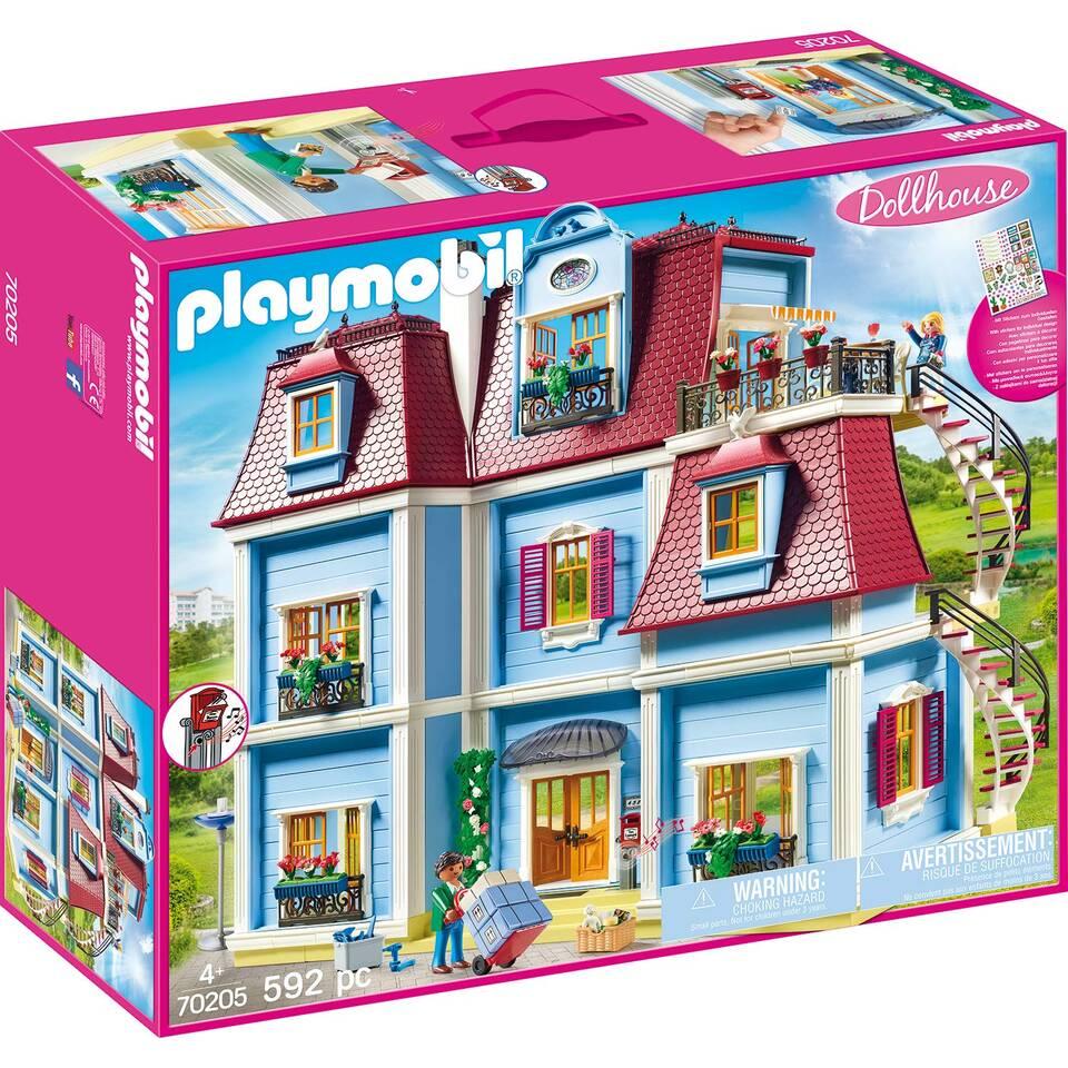 PLAYMOBIL Dollhouse groot herenhuis 70205