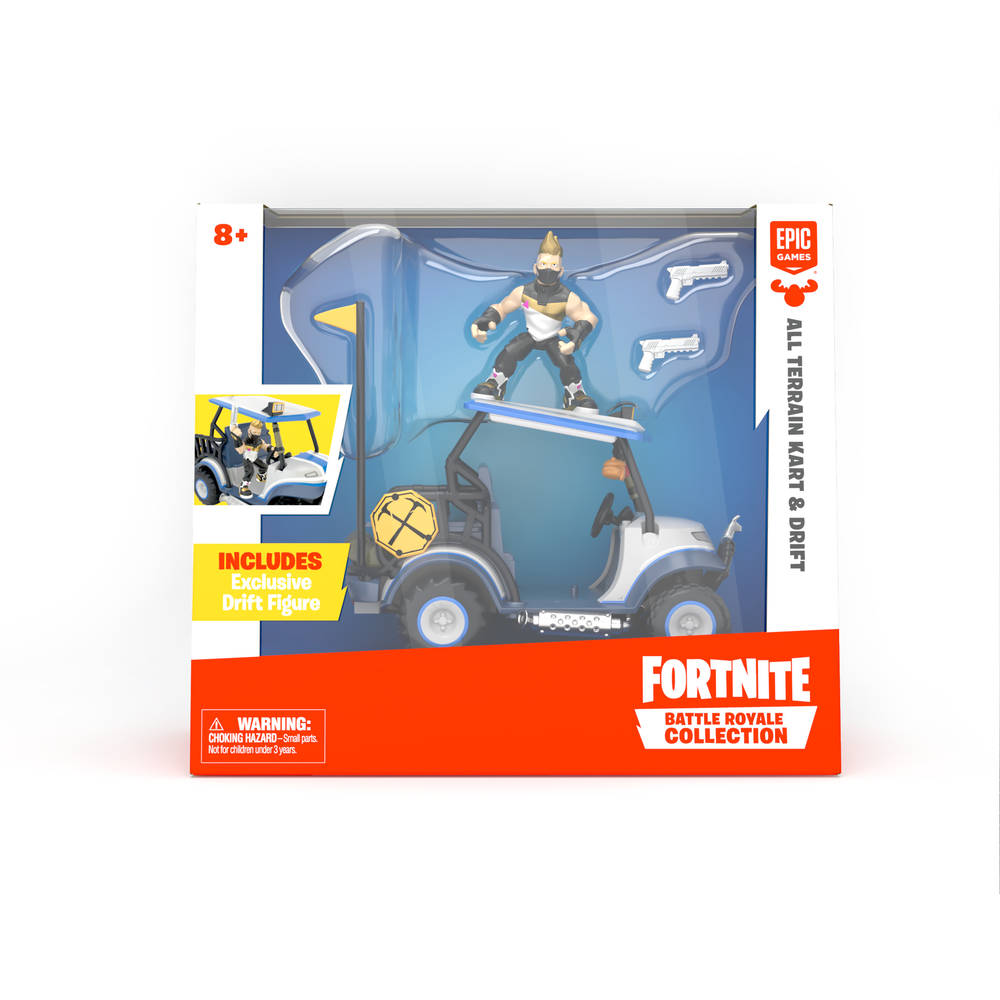 Fortnite All Terrain kart