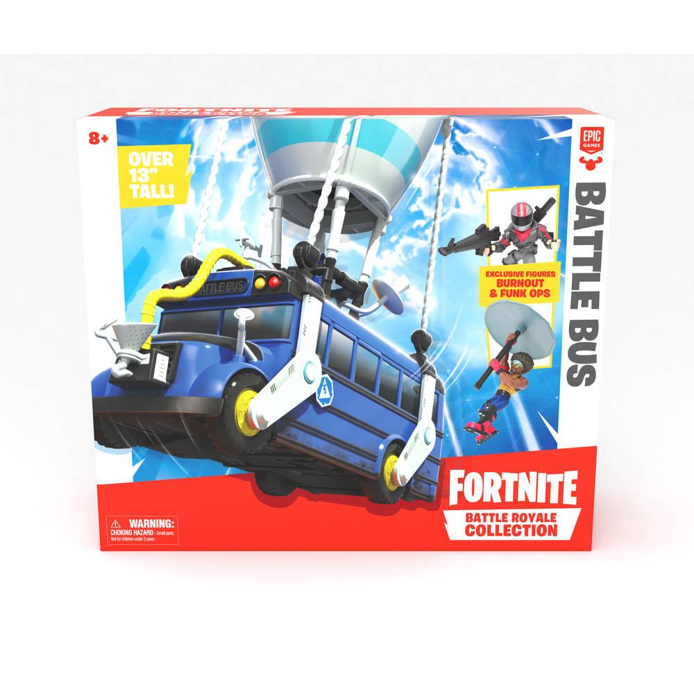 Fortnite Battlebus
