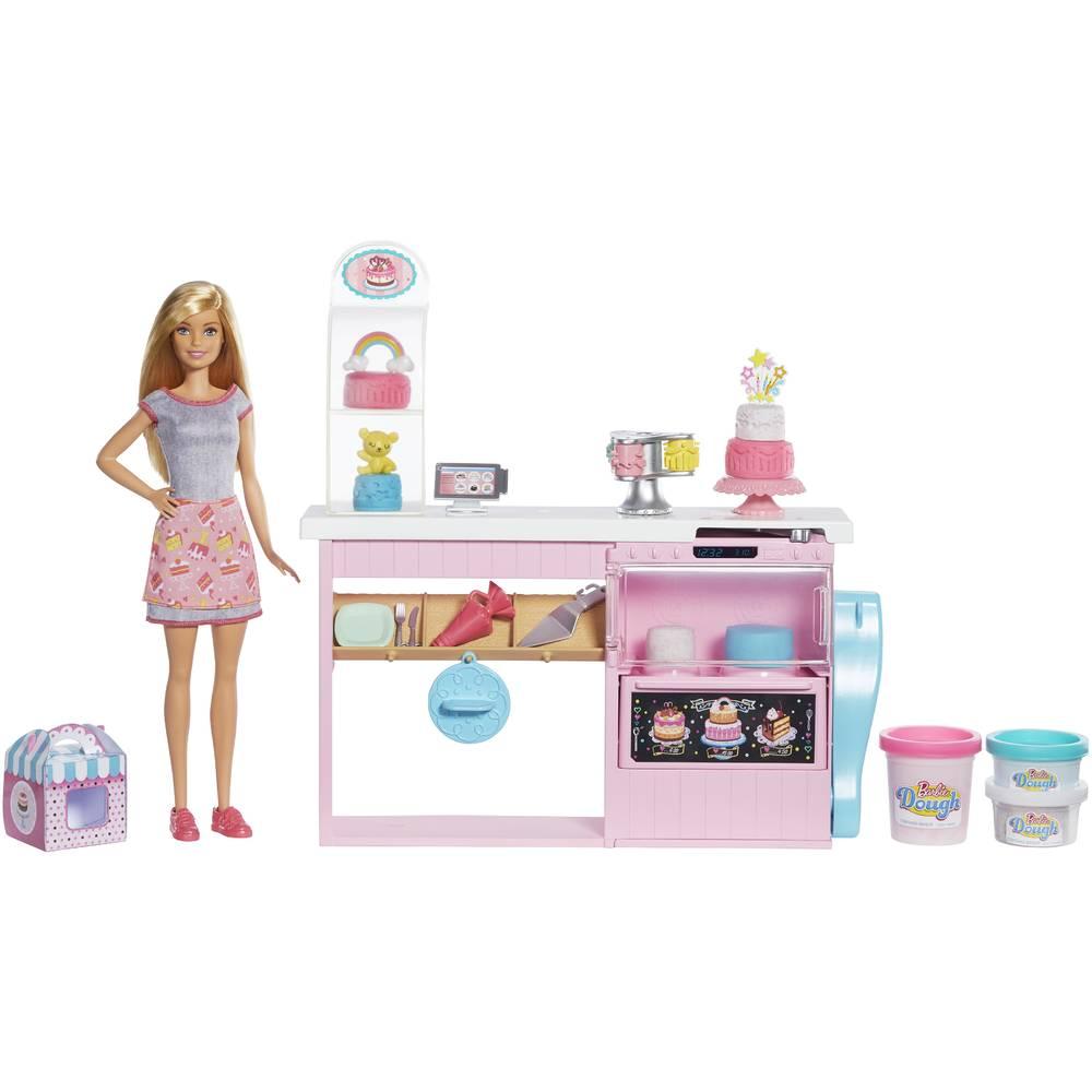 Barbie pop bakker