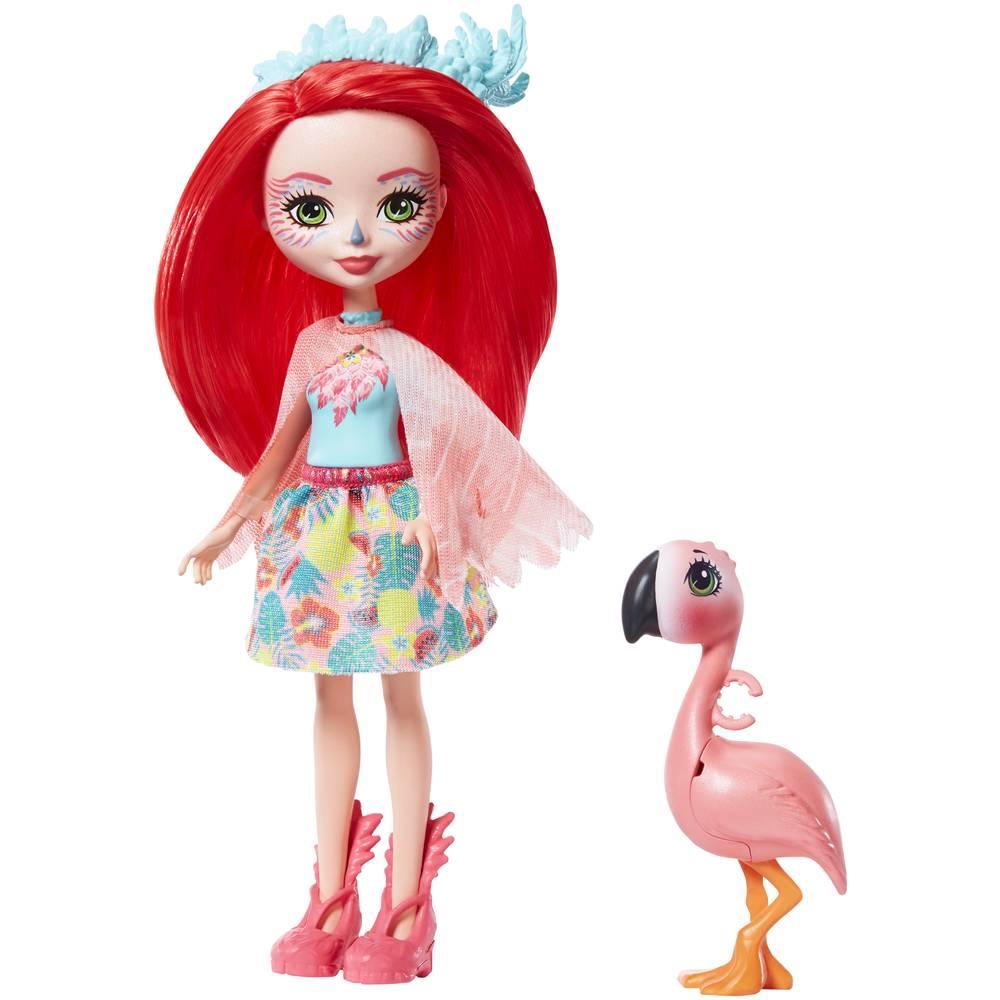 Enchantimals pop Fanci flamingo en Swash