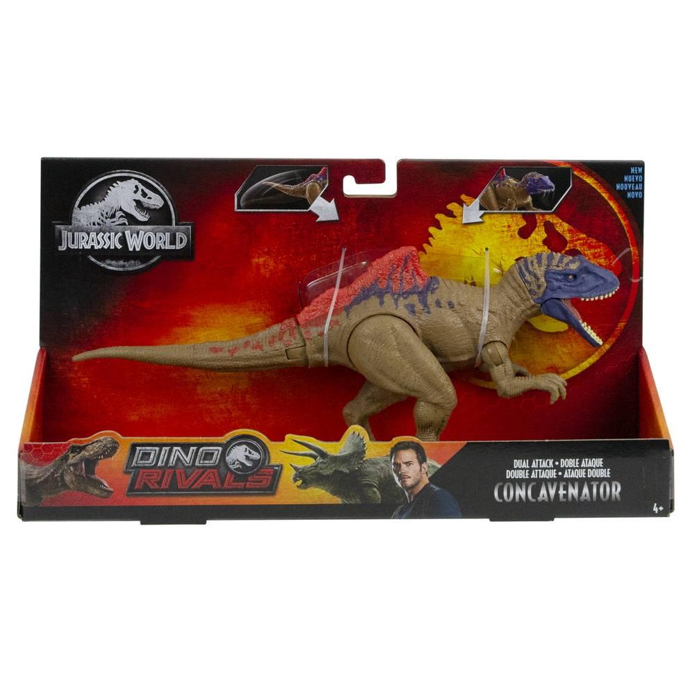 Jurassic World Mega dubbele aanval met geluid Concavenator