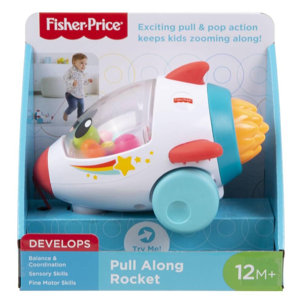 Fisher-Price racket trekspeeltje