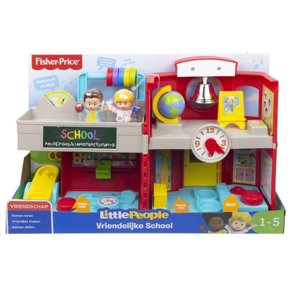 Fisher-Price Little People vriendelijke school
