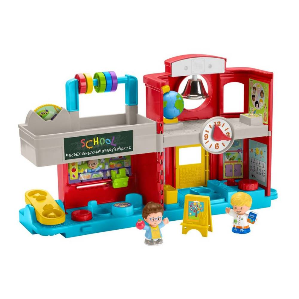 Fisher-Price Little People vriendelijke school