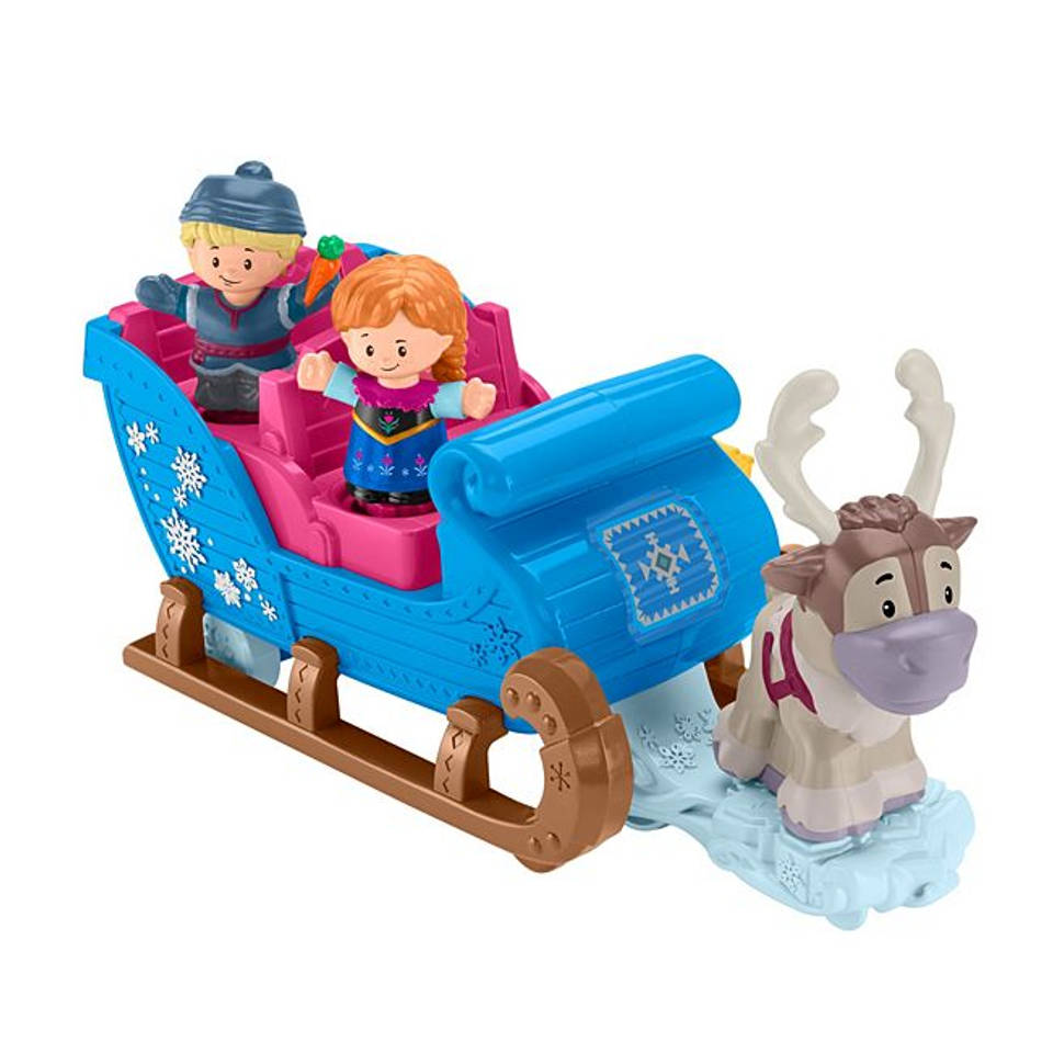 Fisher-Price Little People Disney Princess Frozen slee