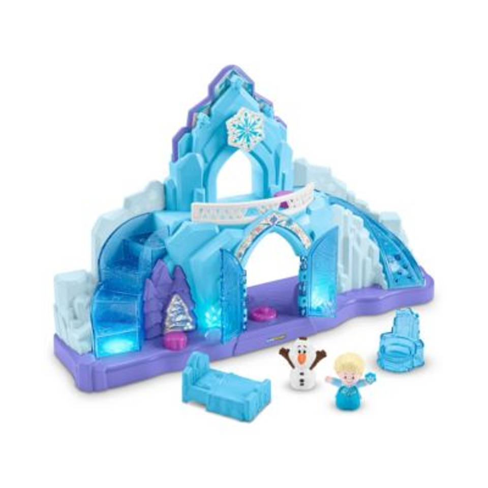Fisher-Price Little People Disney Princess Elsa ijspaleis