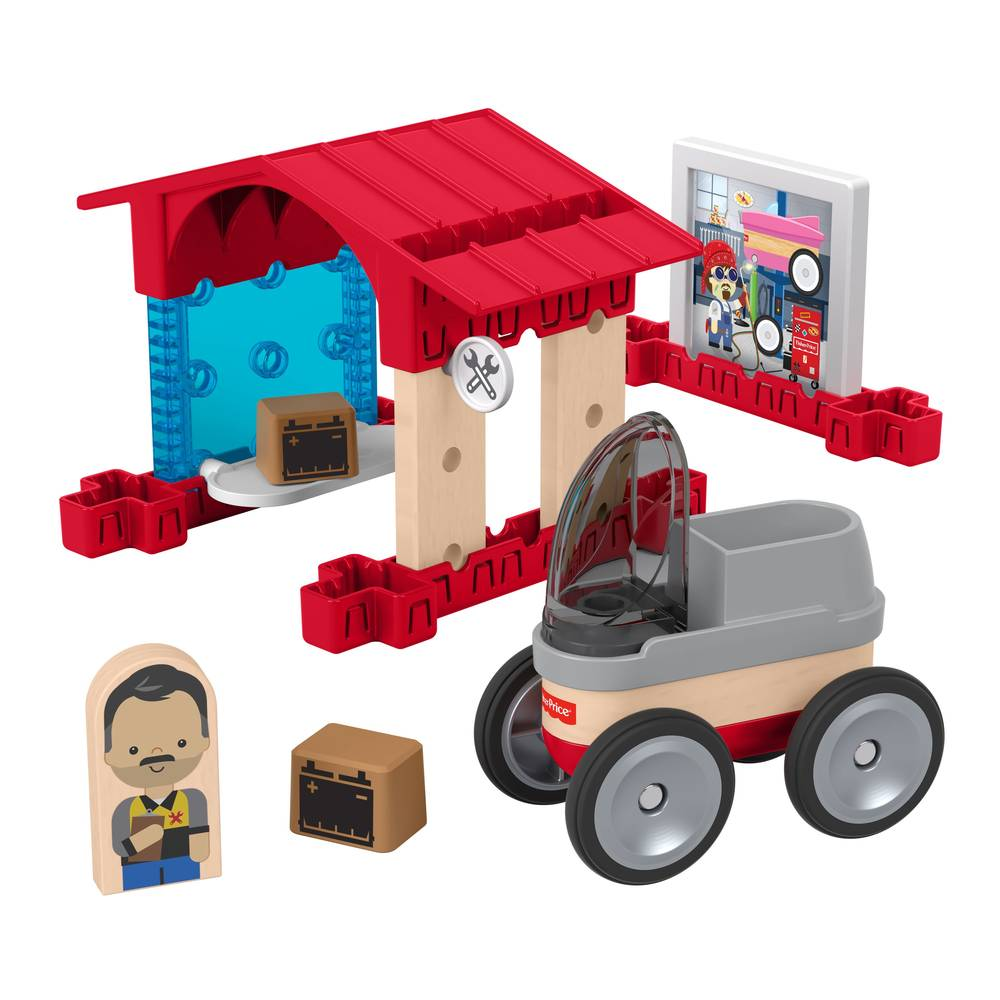 Fisher-Price Wonder Makers garage