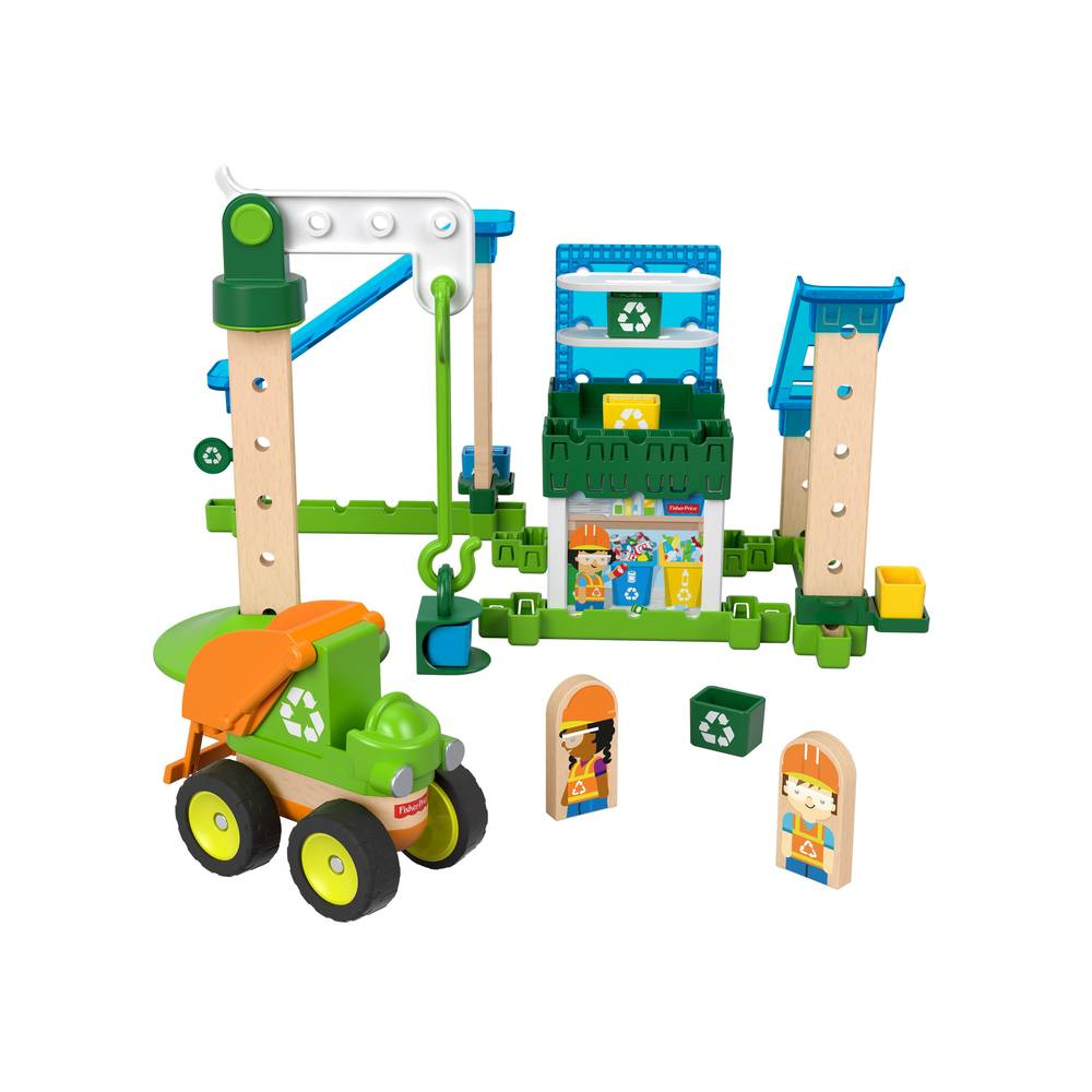 Fisher-Price Wonder Makers recyclingcentrum