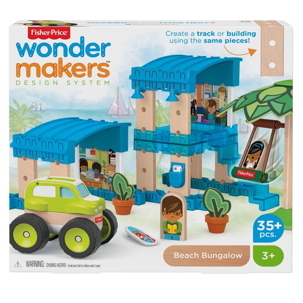 Fisher-Price Wonder Makers strandhuis