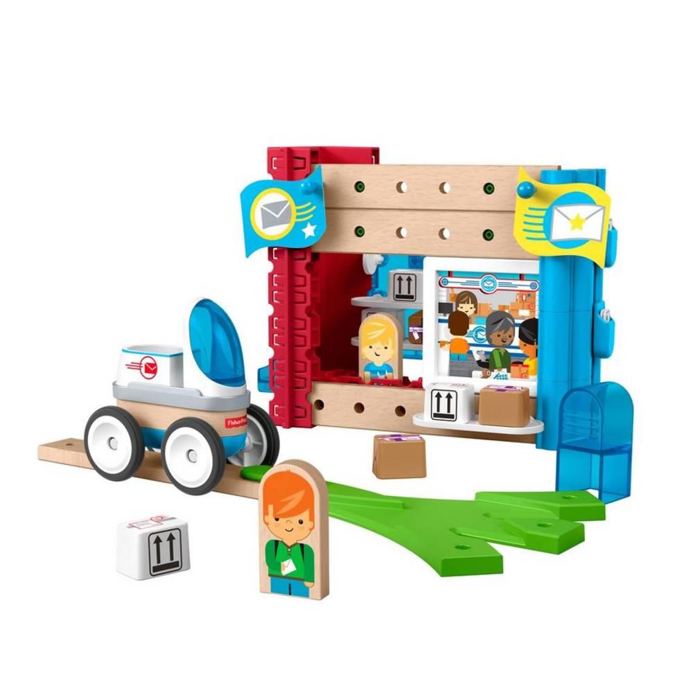 Fisher-Price Wonder Makers postsorteercentrum