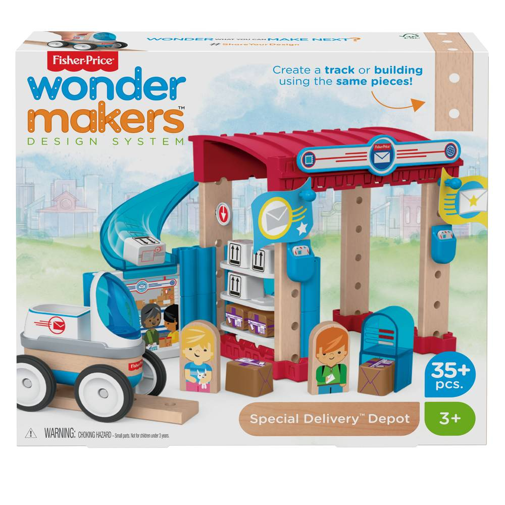 Fisher-Price Wonder Makers postsorteercentrum