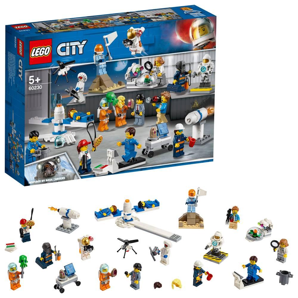 LEGO City personenset ruimteonderzoek 60230
