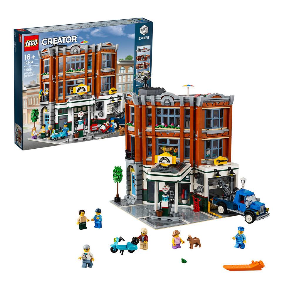 LEGO Creator garage op de hoek 10264