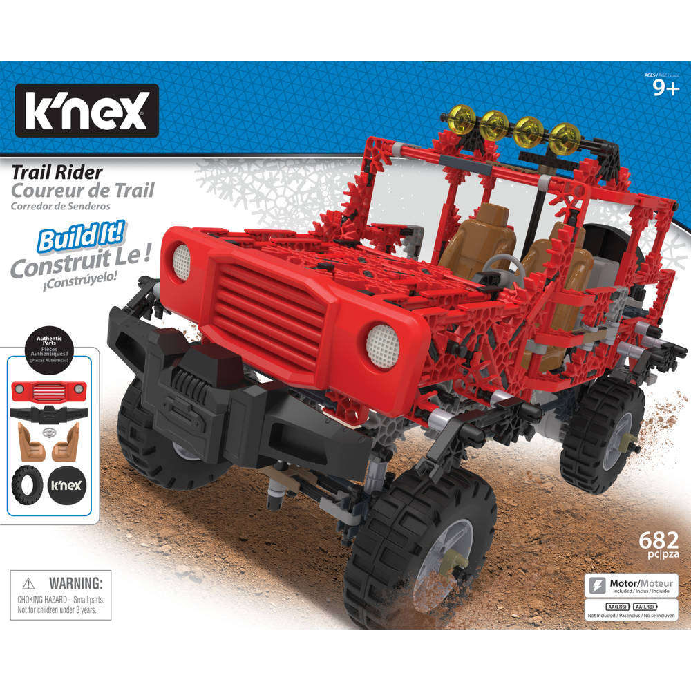 K'NEX Trail Rider bouwset