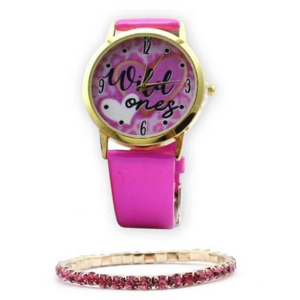Little Divas horloge met armband