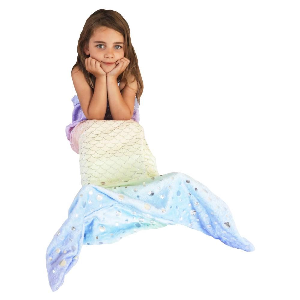 Little Diva zeemeermindeken - multikleur