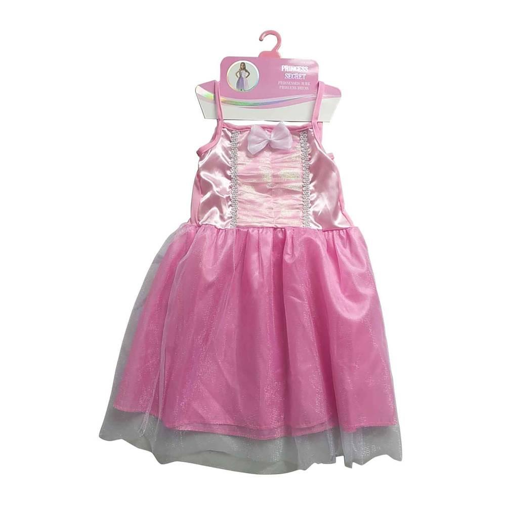 Prinsessenjurk - roze