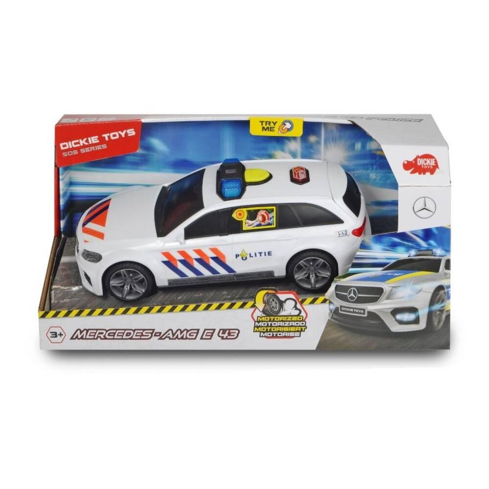 Politieauto Mercedes-AMG E43