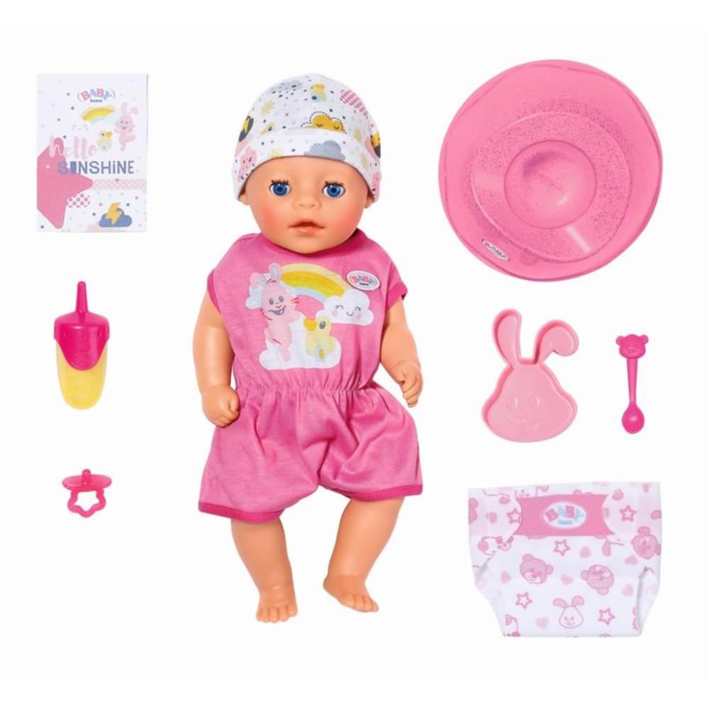 BABY born Soft Touch klein meisje - 36 cm