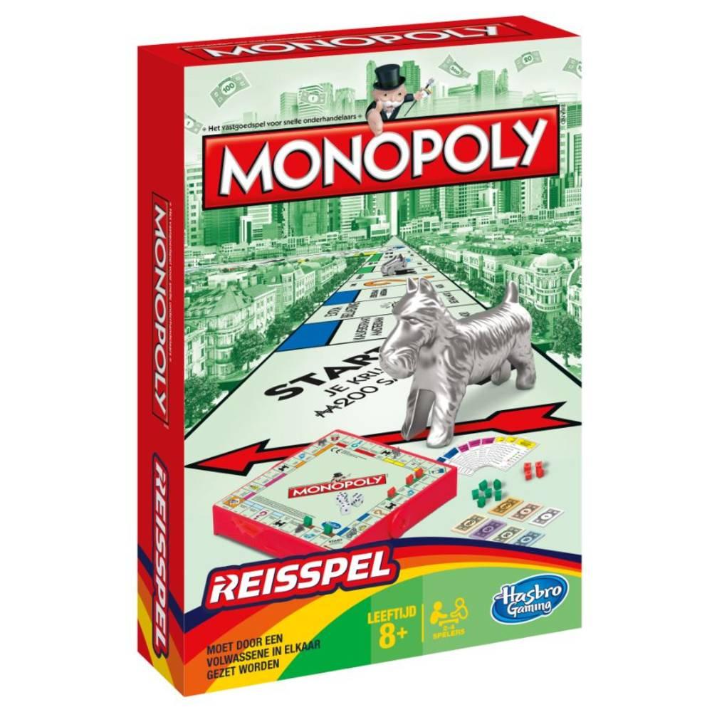 Monopoly reisspel