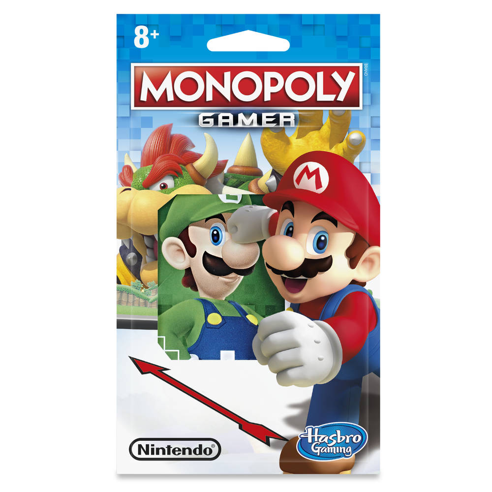 Monopoly Gamer Power Pack