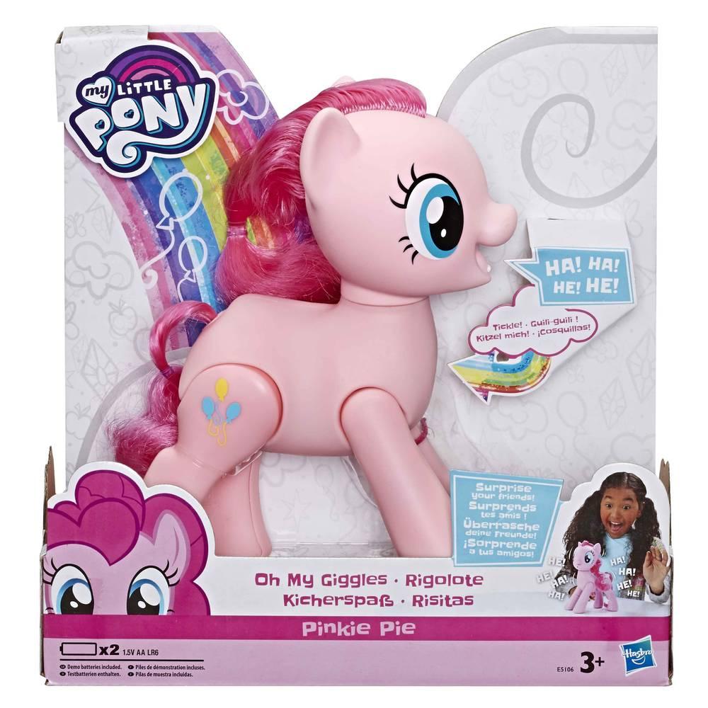 My Little Pony giechelende Pinkie Pie